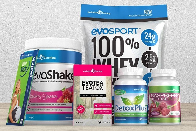 Evolution Slimming - Weight Loss & Nutrition Supplements.